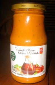 President's Choice Balsamic Pesto Sauce